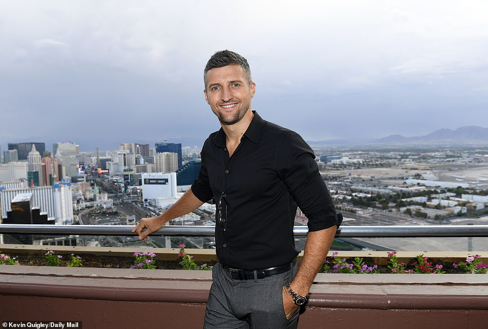Froch has not been in the ring since he famously knocked out George Groves at Wembley Stadium in 2014. Jones' last outing occurred in November 2020 when he took part in an exhibition contest with Mike Tyson in Los Angeles. The result was scored as a split draw in a pay-per-view event that attracted the sixth largest pay-per-view audience in boxing history.
