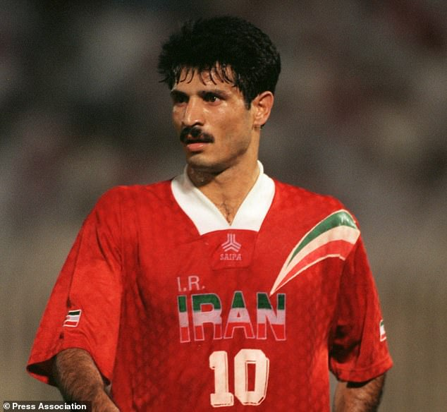 Daei had a 13-year career with Iran that lasted from 1993 until 2006 and he was involved in some incredible stories amid his relentless scoring record
