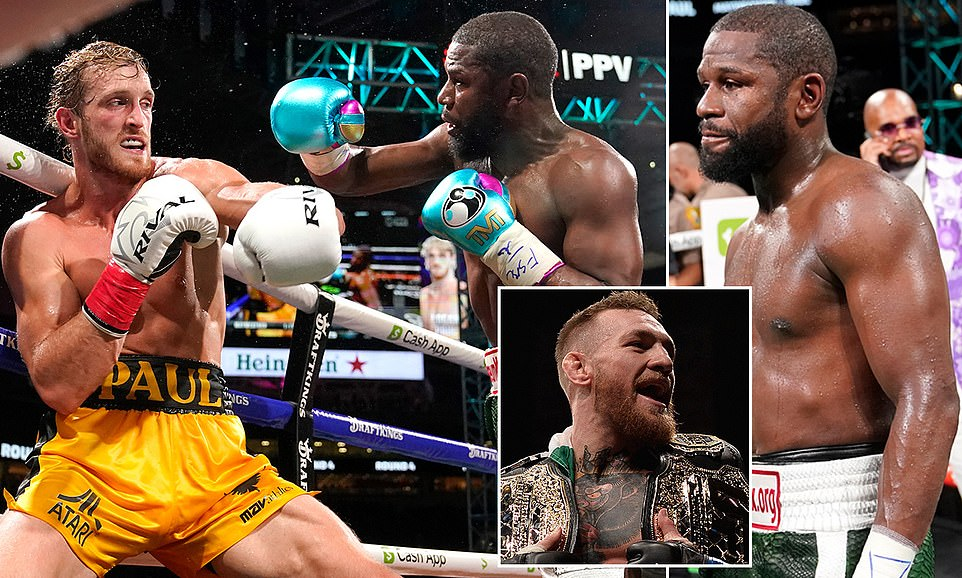 WILL MAYWEATHER FIGHT AGAIN? Floyd Mayweather has admitted he 'probably won't do another exhibition' fight ever again after being taken the full distance by novice boxer Logan Paul. The American, 44, could not land a concussive blow on his younger and heavier opponent and has now said that could be the last time he ever fights again, ending any chances of a rematch against Conor McGregor.