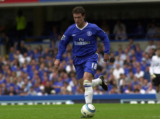 Bridge played for Chelsea from 2003-2009